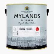 Краски Mylands артикул Грунт для металла Metal Primer White 2.5 л.