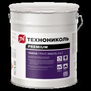 TAIKOR ГРУНТ-ЭМАЛЬ 3 в 1. Однокомпонентная универсальная грунт-эмаль. RAL 7040 (20 кг).