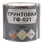 Грунтовка универсальная Mokke ГФ 021 серая 1,9 кг