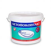 Грунт универсальный Гермес Respect Бетоноконтакт 1.5 кг