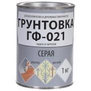 Грунтовка универсальная Mokke ГФ 021 серая 1 кг