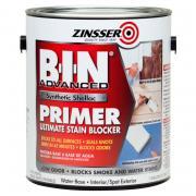 Грунт блокирующий пятна и запахи Zinsser (Зинсер) - 3.78 л, Белый, Производитель: Zinsser