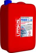 Litokol Грунтовка Primer С - м канистра 10 кг, цвет белый
