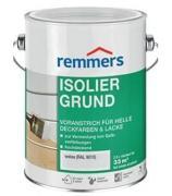 REMMERS (Реммерс) Isoliergrund. Водорастворимая грунтовка для древесины - 20 л, Производитель: Remmers