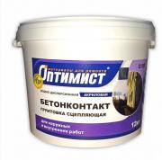 Грунтовка сцепляющая Бетоконтакт G109 12л Оптимист С300 41749