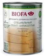 8750 Специальный грунт-антисептик BIOFA (Биофа) - 10 л, Производитель: Biofa