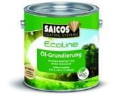 Цветная масляная грунтовка Saicos (Сайкос) Ol-Grundierung - 3490 Эбеновое дерево, 2.5 л, Производитель: SAICOS