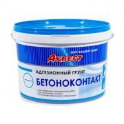 Грунт адгезионный бетоноконтакт Аквест 2Б 6.8 кг