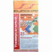 Еврокам Клей для искусственного камня Евротех-2 белый 25кг ЕТ-2/25