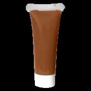 Краситель пастообразный для клеев для камня BELLINZONI, коричневый 0,05 л.