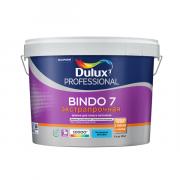 Краска DULUX BINGO 7 для стен и потолков износостойкая матовая База ВС 2,25 л