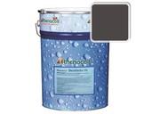 Краска фасадная Rhenocryl Deckfarbe 93C RAL 8019 шелковисто-глянцевая, 1л
