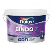 Краска DULUX Bindo7 матовая для потолка и стен Баз ВW 2,5 л