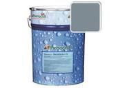 Краска фасадная Rhenocryl Deckfarbe 93A RAL 7000 шелковисто-глянцевая, 1л