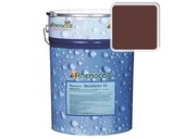 Краска фасадная Rhenocryl Deckfarbe 93C RAL 8012 шелковисто-глянцевая, 1л