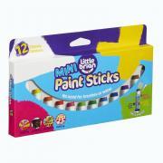 Brian Cleg Ltd Краски в стиках - Little Brian мини, 12 цветов