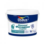 Краска Dulux TRADE фасадная белая матовая 10 л