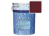 Краска фасадная Rhenocryl Deckfarbe 93C RAL 3004 шелковисто-глянцевая, 1л