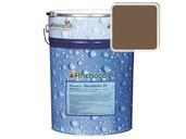 Краска фасадная Rhenocryl Deckfarbe 93C RAL 8025, шелковисто-глянцевая 1л