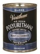Лак полиуретановый водный для внутренних работ Varathane - 0.946 л, Полуглянцевый, Производитель: Varathane