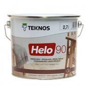 Лак полиуретановый Teknos Helo 90 глянцевый 2,7л
