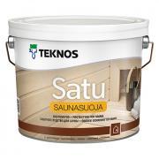 Защитное средство для сауны TEKNOS SATU SAUNASUOJA 9л Бесцветный