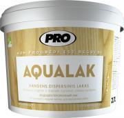 Лак для для стен и потолков Aqualak 2,7л , Прозрачный