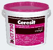Декоративный фасадный лак Ceresit CT 750 Visage Africa Glow Опал 2 кг