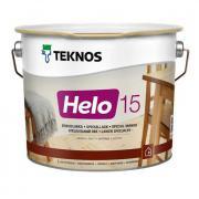 Лак полиуретановый TEKNOS Хело 15 Матовый 0,9л