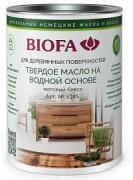 5245 Водный лак, матовый BIOFA (Биофа) - 0.375 л, Производитель: Biofa