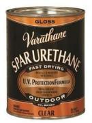 Лак полиуретановый органо-растворимый для наружных работ Varathane - 3.78 л, Глянцевый, Производитель: Varathane