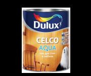 Лак Dulux CELCO AQUA 10 водораствор. для внутренних работ, матовый (1л)