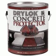 Защитно-декоративная лак-пропитка на латексной основе с силиконовой смолой DRYLOK CONCRETE PROTECTOR (Драйлок) - 0.946 л, : Drylok