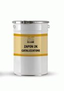 BORMA WACHS (Борма) Отвердитель для 2-х компонентного полиуретанового лака Zapon блеск 90% - 1 л, 90% Блеск, : Borma