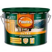 Декоративная пропитка Pinotex Ultra 9 л