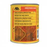 Пастообразный воск Fila Cera Per Stucco D-Arte для защиты поверхности с венецианской штукатуркой, 1 л Fila Cera Per Stucco