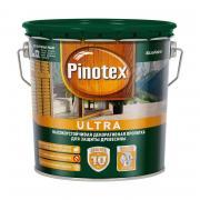 Антисептик PINOTEX Ultra красное дерево 2,7 л