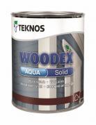 Антисептик Teknos Woodex Aqua Solid кроющий 0,9л , RAL-1015