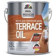 Масло для террасной доски Dufa Premium Terrace Oil / Дюфа Премиум Террас Ойл
