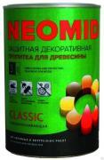 Защитная декоративная пропитка для древесины глубокопроникающая Neomid / Неомид (2,7 л)
