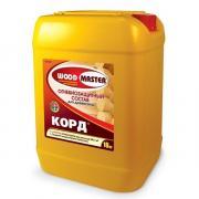 Огнебиозащитный пропиточный состав для древесины WoodMaster Корд (Вудмастер Корд), 23 кг