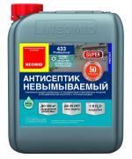 Антисептик невымываемый Усиленный Neomid 433 Eco 5 кг