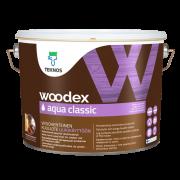 Антисептик пропитка лессирующий Teknos Woodex Aqua Classic (Текнос Вудекс Аква Классик) объем 0,9л л.