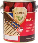 """Пропитка для дерева Veres """"База"""", 2,7 л"""