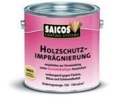 Saicos (Сайкос) Защитная пропитка для древесины Holzschutz-Impragnierung - 9003 Бесцветный, 0.125 л, Производитель: SAICOS