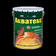 Защитно-декоративное покрытие АКВАТЕКС 2в1, 20л.