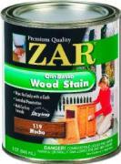 UGL 118 Zar Wood Stain Dark Mahogany Темный махагон. 0,964л.