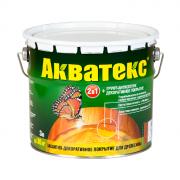 Антисептик Акватекс орех 3 л