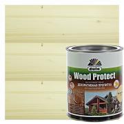 Антисептик для дерева Wood Protect прозрачный 0.75 л