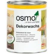 Масло для древесины Osmo (Осмо) Dekorwachs Creativ 3188 Снег 0,125 л (на 3 кв.м в 1 слой)